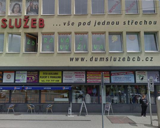 České Budějovice, Senovážné náměstí 9