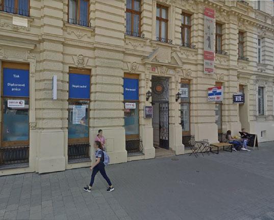 Olomouc, Tř. Svobody 4
